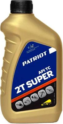 Масло Patriot SUPER ACTIVE 2T 0 946л 850030596 масло patriot super active 2t 0 946л 850030596