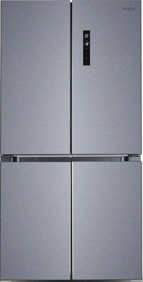 цены Многокамерный холодильник Ginzzu NFK-575 темно-серый