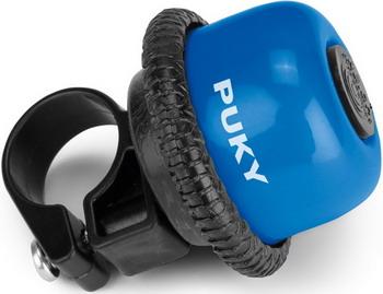 Звонок Puky G 18 9844 blue синий передняя корзина puky lk l 9109 для беговелов