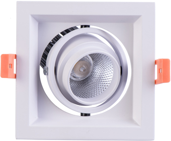 Светильник встроенный DeMarkt Круз 637016101 7*1W LED 220 V planta pr 1w page 7