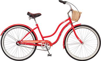 Велосипед Schwinn Scarlet S 8029 AZINT 26 красный scarlet feather