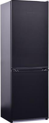 Фото - Двухкамерный холодильник NordFrost NRB 139 232 черный двухкамерный холодильник hitachi r vg 472 pu3 gbw