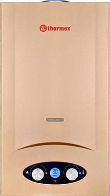 Газовый водонагреватель Thermex G 20 D (Golden brown) brown pierce golden son