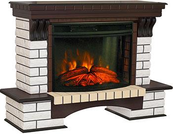 Каминокомплект Realflame Country 33 AO с Firespace 33 S IR royal flame realflame stone new f33 firespace 33 w ir