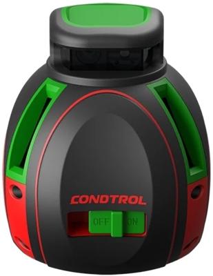Лазерный нивелир Condtrol Unix 360 Green pro нивелир condtrol unix360 pro green 1 2 136