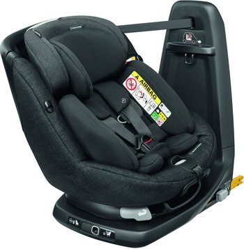 Автокресло Maxi-Cosi Axiss Fix Plus Nomad Black (45 см-105 см) 8025710110 автокресло maxi cosi maxi cosi автокресло axiss fix river blue