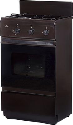 цена на Газовая плита Flama CG 32010 B коричневый