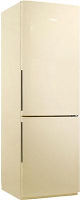 цена Двухкамерный холодильник Позис RK FNF-170 бежевый ручки вертикальные онлайн в 2017 году