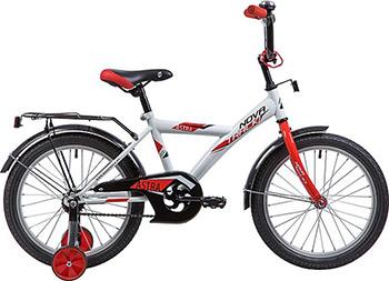Велосипед Novatrack 18'' ASTRA белый 183 ASTRA.WT9 цены