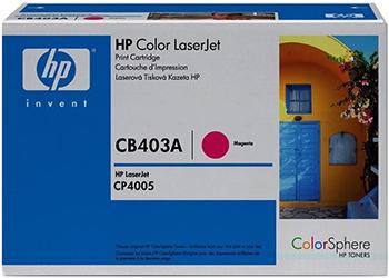 Картридж HP CB 403 A Пурпурный картридж hp cf 403 a пурпурный