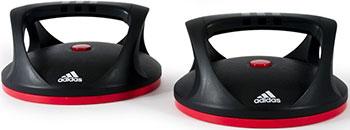 цены Упоры для отжиманий поворотные Adidas (пара) ADAC-11401