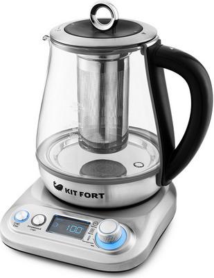 лучшая цена Чайник электрический Kitfort KT-646