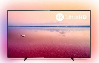 4K (UHD) телевизор Philips 65PUS6704/60 4k uhd телевизор philips 55 pus 6503 60