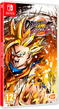 Игра для приставки Nintendo Switch: Dragon Ball FighterZ