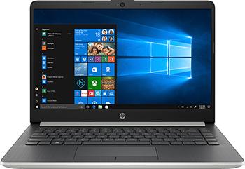 Ноутбук HP 14-cf0086ur Pen 4417 (6ND76EA) Серебряный hp pen