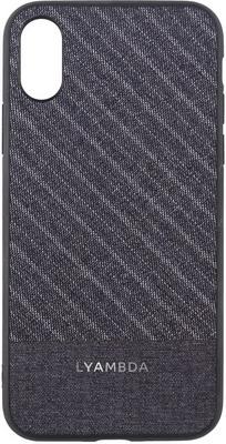 Чехол (клип-кейс) Lyambda, EUROPA для iPhone XR (LA05-ER-XR-BL) Blue Strip, Китай  - купить со скидкой