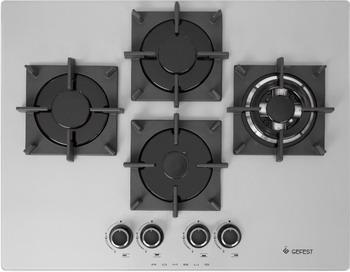 Встраиваемая газовая варочная панель GEFEST ПВГ 2231-01 P36