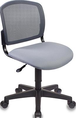 Кресло Бюрократ CH-296/DG/15-48 спинка темно-серый