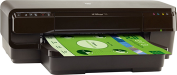 Принтер HP OfficeJet 7110 WF WiFi USB RJ-45 черный