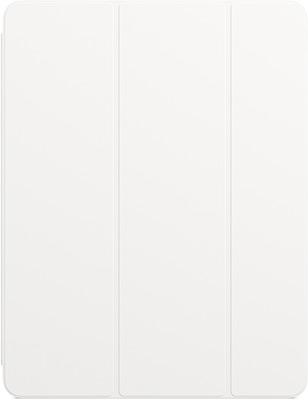 Чехол-обложка Apple Smart Folio для iPad Pro 12.9 дюймов (3-го поколения) цвет White (белый) MRXE2ZM/A стилус apple pencil 2 го поколения
