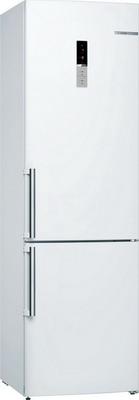 Двухкамерный холодильник Bosch KGE 39 AW 32 R
