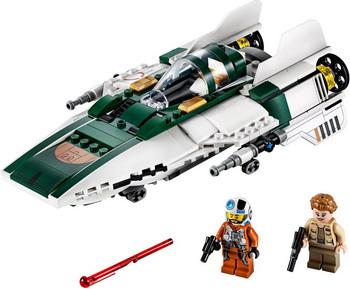 Конструктор Lego STAR WARS ''Звёздный истребитель Повстанцев типа А'' 75248 конструктор lego star wars 75133 боевой набор повстанцев