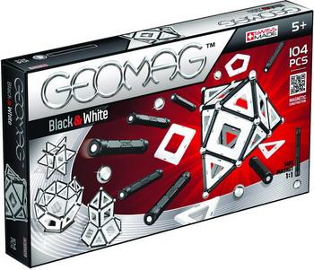 Конструктор Geomag Black & White 104 дет. 013 конструктор guidecraft io blocks 59 дет g9604