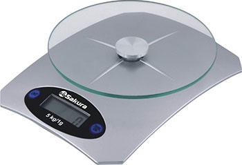 Весы кухонные электронные Sakura SA-6055S