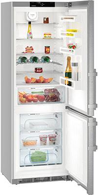 Двухкамерный холодильник Liebherr CNef 5735-20 цена 2017