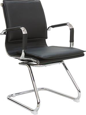 Кресло Riva Chair 6003-3 Чёрный (Q-01) кресло riva chair rch 6003 3 camel q 04