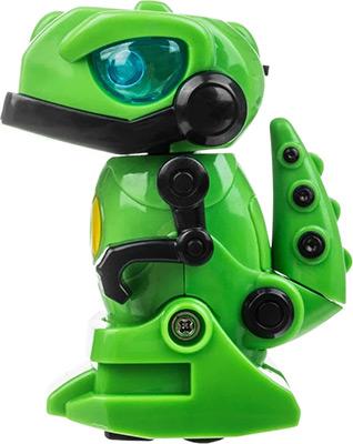 Робот-динозавр OCIE с ИК управлением мини (OTC0875677) 1CSC20003997 роботы ocie робо ящерица с ик управлением