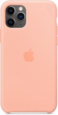 Фото - Чехол (клип-кейс) Apple для iPhone 11 Pro Silicone Case - Grapefruit MY1E2ZM/A чехол клип кейс apple silicone case для iphone 8 7 цвет product red красный mqgp2zm a