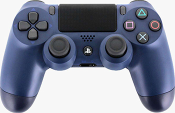 Джойстик Sony PS4 Dualshock4v2 Midnight Blue (CUH-ZCT2E) PS719874768