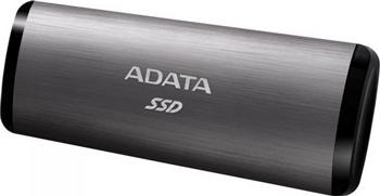 Фото - Внешний SSD жесткий диск A-DATA ASE760-512GU32G2-CTI TITANIUM USB-C 512GB EXT. внешний диск ssd a data se800 512гб синий [ase800 512gu32g2 cbl]