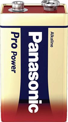 Батарейки Panasonic щелочные AA Pro Power в блистере 1шт (6LF22XEG/1BP) батарейки щелочные panasonic aa pro power в блистере 10 шт 6 и 4 lr6xeg 10b4fpr