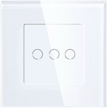 Умный встраиваемый Wi-Fi выключатель Hiper IoT Switch T03W (HDY-ST03W)