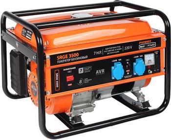 Фото - Электрический генератор и электростанция Patriot Max Power SRGE 3500 электрогенератор patriot max power srge 2700i 474101615