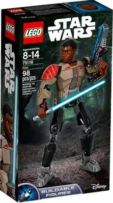 Конструктор Lego Star Wars Войны Финн 75116