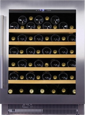 Винный шкаф Dunavox DAU 52.146 SS винный шкаф dunavox dau 52 146 b