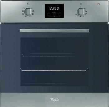Встраиваемый электрический духовой шкаф Whirlpool AKP 458/IX