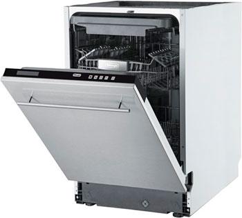 Полновстраиваемая посудомоечная машина DeLonghi DDW 09 F Ladamante unico цена