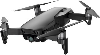 Квадрокоптер DJI MAVIC AIR Fly More Combo (EU) Onyx Black квадрокоптер dji mavic pro fly more combo platinum