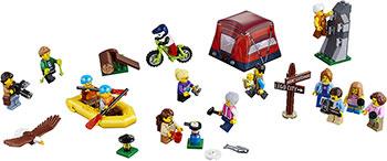 Конструктор Lego Любители активного отдыха 60202 конструктор lego любители активного отдыха 60202