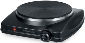 Настольная плита Maxwell MW-1902 плитка электрическая maxwell mw 1902