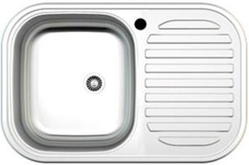 Кухонная мойка Zigmund & Shtain RECHTECK 730.8 Linen