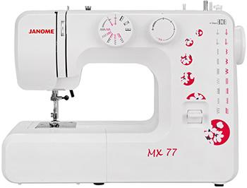 Швейная машина Janome MX 77 janome mx 77 белый