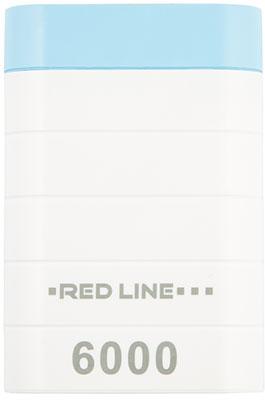 Внешний аккумулятор Red Line S7000 (6000 mAh) белый