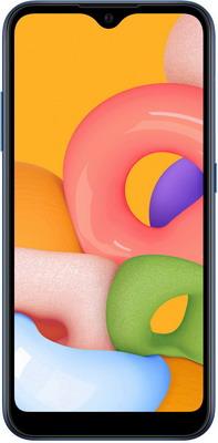 Смартфон Samsung Galaxy M01 SM-M015F 32Gb 3Gb синий