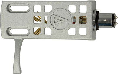 Фото - Звукосниматель для проигрывателей Audio-Technica AT-HS10 SV держатель картриджа audio technica at hs10 silver