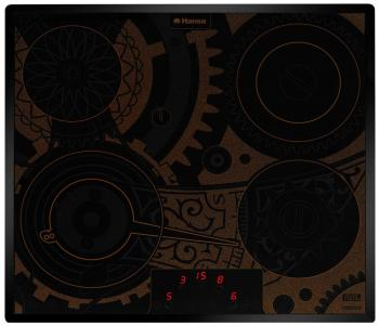Встраиваемая электрическая варочная панель Hansa BHC 63505 цены онлайн